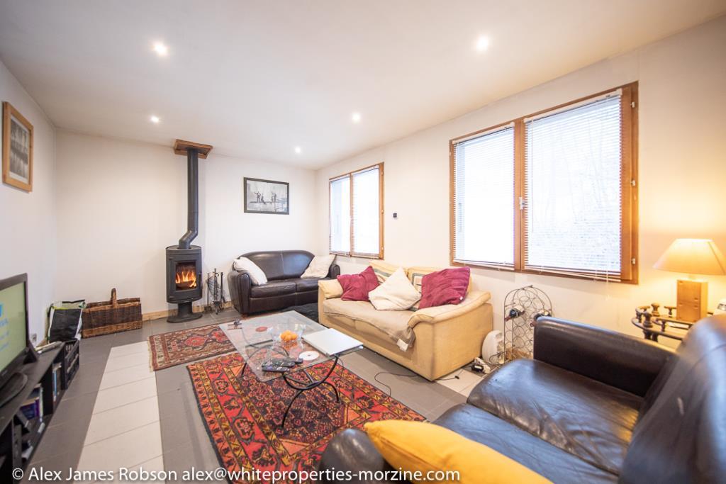 House for sale Morzine - White properties